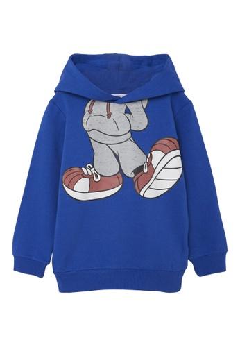 NAME IT blue Mickey Kempe Sweat Hoodie 18328KA5A2D4F8GS_1