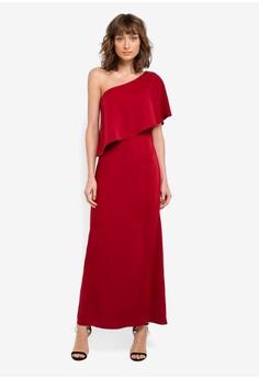 Toga style dress buying