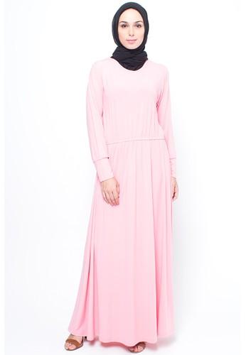 Jv Hasanah Ainun Maxi Jual Baju Muslim Wanita Zalora
