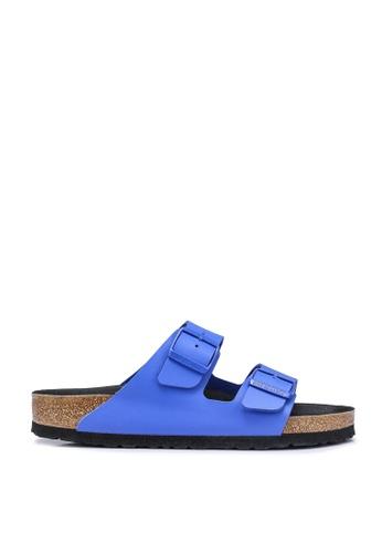 Birkenstock blue Arizona BF Icons Reinterpreted Sandals 86B1DSH27B9DC3GS_1