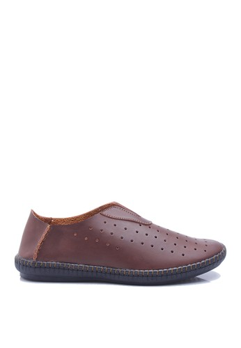 Dr. Kevin brown Dr. Kevin Men Casual Shoes 13211 - Brown DR982SH04YTBID_1