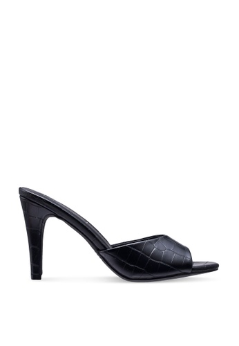 Therapy 黑色 Yvette Heels 401AFSH9E030FFGS_1