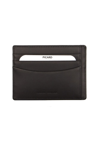 Picard brown Picard Classic Men's Leather Card Holder 4F7DFAC445F738GS_1