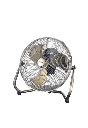 "Toyomi Toyomi POF 1255 12"" Air Circulator Fan E566CES2EB8A41GS_1"