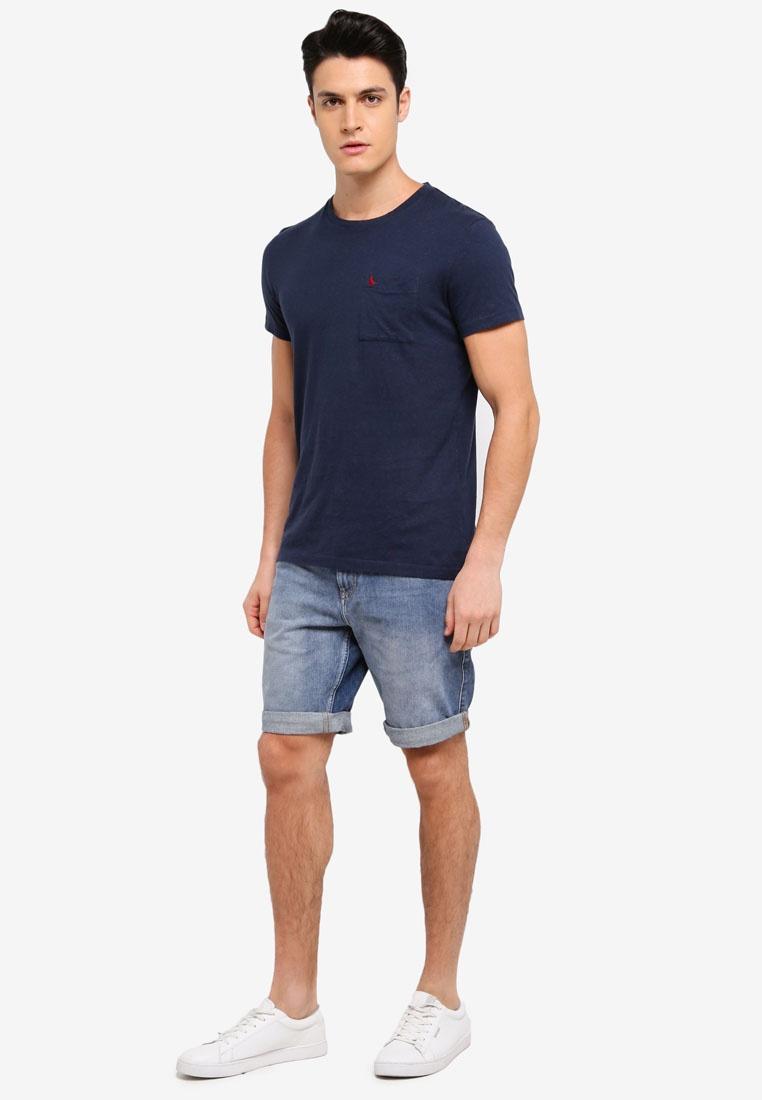 Jack Ayleford Navy Shirt Nep Wills T zzw08tqv