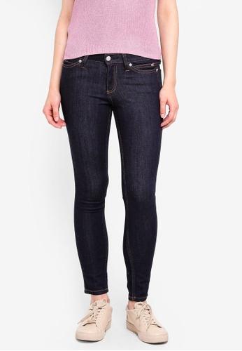 Calvin Klein blue Sculpt Skinny Jeans - Calvin Klein Jeans CE9ACAA74FDD23GS_1