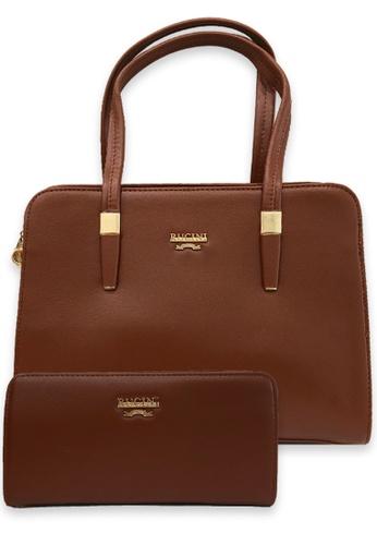 RUCINI brown Rucini Formalistic Set Bag B2ACCACBA0578CGS_1