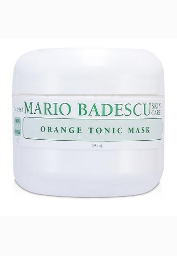 Mario Badescu MARIO BADESCU - Orange Tonic Mask - For Combination/ Oily/ Sensitive Skin Types 59ml/2oz 42A25BE67FA037GS_1