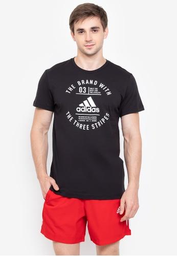 67777106395b Shop adidas adidas emblem T-Shirt Online on ZALORA Philippines
