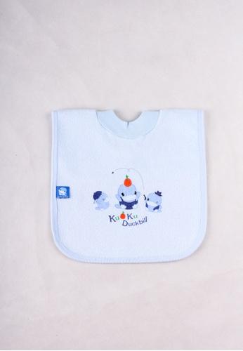 kukuduckbill blue Kuku Duckbill Pullover Bib Ku2229-Blue F548BKCE198AA3GS_1