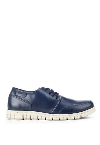 Sogno blue Sepatu Pria Navara Parker Blue 857FFSHE318922GS_1