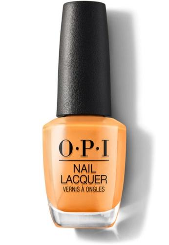 O.P.I orange NLF90 - NL - No Tan Lines C4C9ABEDFB5E8FGS_1