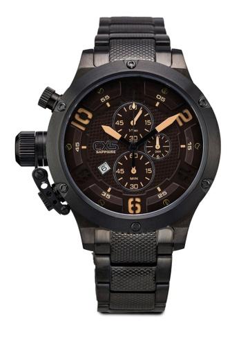 Carlo Cardini black Carlo Cardini CX5 001G-GM-9 Gents Watch CA038AC38LENMY_1
