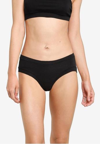 JBS of Denmark black Bamboo Hipster Panties 56FA4US0B9D932GS_1