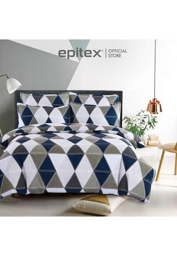 Epitex multi Epitex Silkysoft 900TC SP9049-05 Fitted Sheet Set (w/o quilt cover) 8CA1FHL072A2D2GS_1