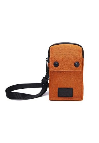 The Dude orange Darter Pouch B3C76ACA1291EAGS_1