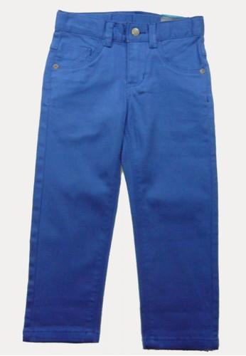 Bossini blue Bossini Kids Boy Pants Dk Royal (03110306049) ABF8FKA9EDD92CGS_1