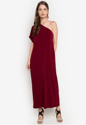 Cole Vintage red Aeleyah Dress CO446AA0JTG3PH_1