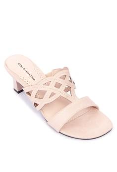 Macarie Slip On Heels