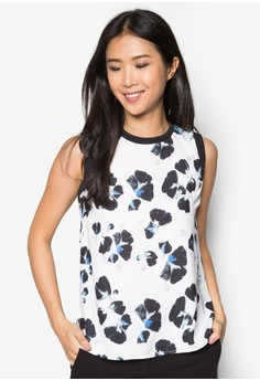 Collection Printed Shell Top