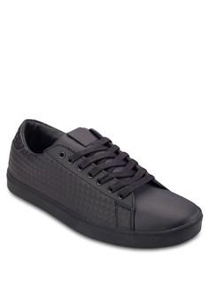 Southgate 暗紋繫帶休閒鞋