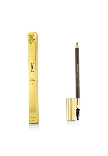 Yves Saint Laurent YVES SAINT LAURENT - Eyebrow Pencil - No. 02 1.3g/0.04oz C102ABE4321D94GS_1