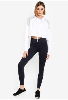 614a87b9206 Cotton On Body Zigzag Mesh Splice Tights RM 135.00. Sizes XS S M L XL