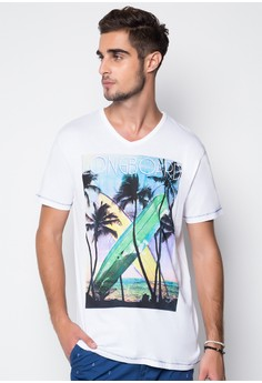Graphic Short Sleeves T-shirt