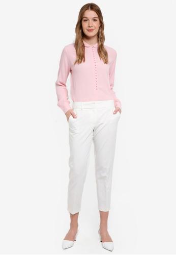 Modstrom pink Freddy Shirt 0D109AA60F047CGS_1