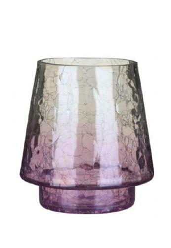 Yankee Candle purple Jar Candle Holder Savoy Purple CRKL 8B7BFHL810C446GS_1