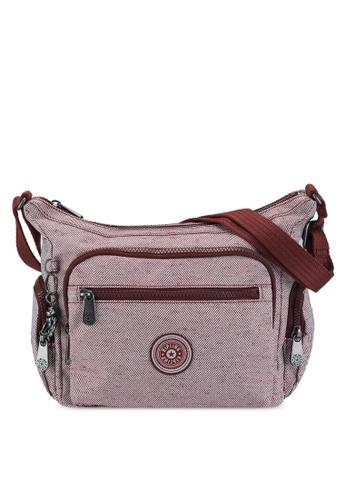 Kipling red Gabbie S Sling Bag 2800FAC517EFE0GS_1
