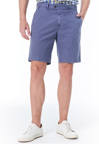 United Colors of Benetton navy Basic Short 00722AA88DF708GS_1