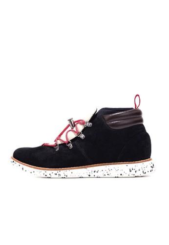 Hizalora 包包評價ker戶外登山風短靴, 鞋, 靴子