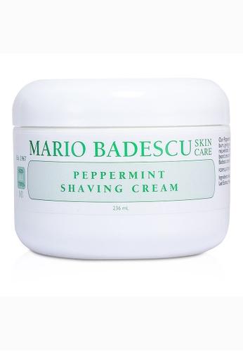 Mario Badescu MARIO BADESCU - Peppermint Shaving Cream 236ml/8oz 82F9ABE0535350GS_1