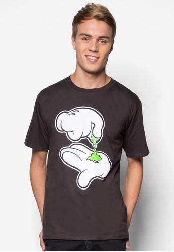 圖案設計TEE, 服飾,esprit 價位 印圖T恤