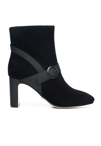 Byford black Celtic Suede Boots 0A75DSHCA41F24GS_1