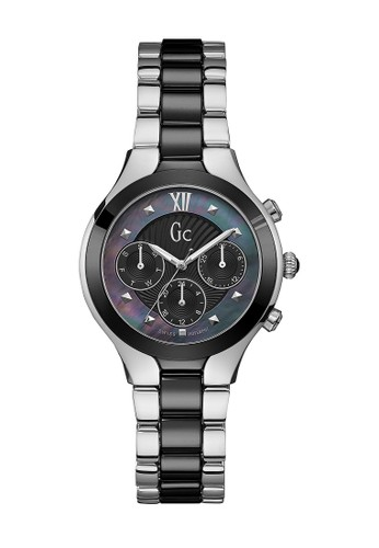 GC Watch silver Gc Jam Tangan Wanita Y30002L2 89F61AC6A0DF21GS_1