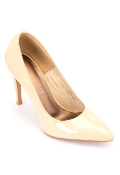 Pointed Heeled Pumps