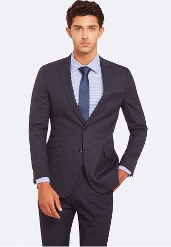 dc08189792d558 Buy Oxford New Hopkins Wool Suit Jacket Online on ZALORA Singapore