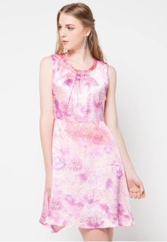 WHITEMODE multi Aria Dress WH193AA51PSUID_1