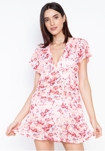 Tricia Lace Cover Up Dress