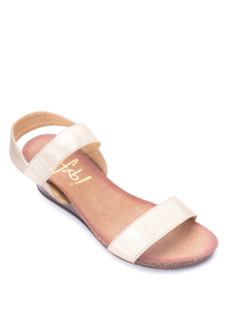 Avery Wedge Sandals