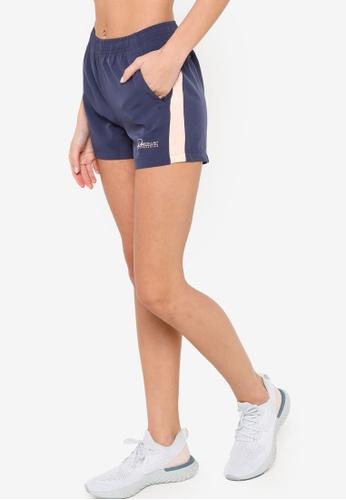 361° blue Running Series Sports Shorts 094D9AADD866E8GS_1