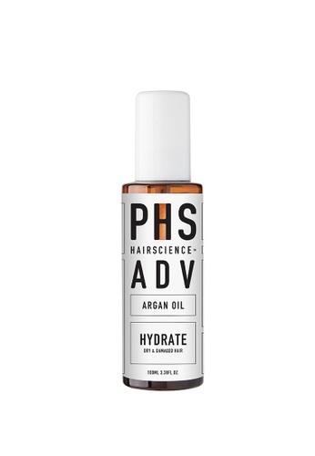 PHS HAIRSCIENCE PHS HAIRSCIENCE ADV Argan Oil Treatment (For Dry & Damaged Hair) 100ml PH462BE0FAKBSG_1