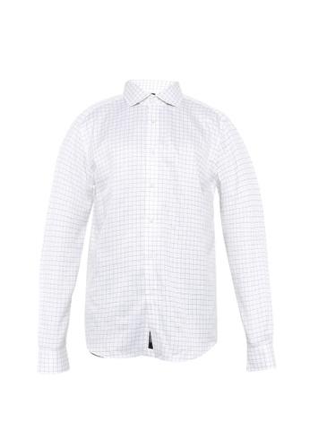 BOSS white T-Stanley Shirt 539E7AAA45DBFEGS_1