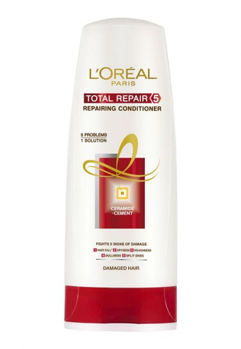 L'Oréal Paris L'Oreal Paris Total Repair 5 Repairing Conditioner 330ml 9A0EDBEDEB74B7GS_1