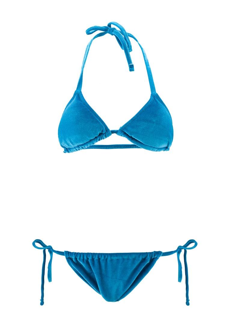 1e0251d7f5663 Bikini Blue Set PROPER Aqua Venus Velvet PINK Opulence N  T8zxYqwX ...