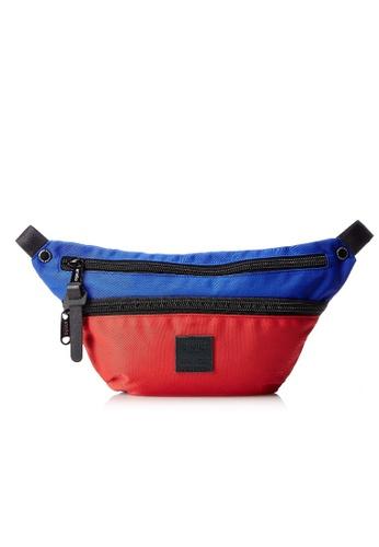 Anello multi WISE-SD Multi-Color Light Weight Shoulder Bag AH-B1902 – R/B E5910AC0F86FD2GS_1