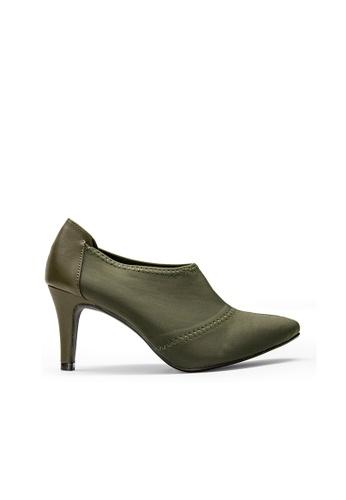 SEMBONIA green SEMBONIA Textile Boot Shoe (Deep Green) 2C28ESH7669194GS_1