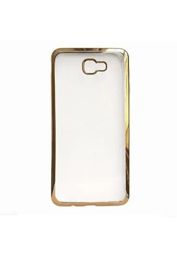 3b6e644d6c9 MobileHub gold Slim Soft Ultra Clear TPU Case for Samsung Galaxy J7 Prime  MO220AC22KUFPH_1